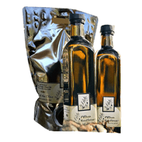 Extra Virgin Olive Oil from the Olive Boutique Riebeek Kasteel